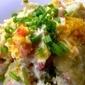 Sweet potato salad!