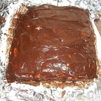 Brownie Mix Marshmallow Brownies with Chocolate Frosting