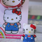 Hello Kitty Fondant Figurine - Tutorial