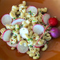 Pasta Salad with Radishes