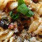 Let's Do Lunch In Cap Ferrat...Pasta Provencal
