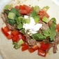 Brisket Salpicon de Res Salad for a Large Group (Beef Salad)