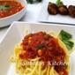 Minced Lamb Spaghetti