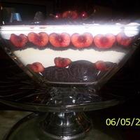 Decadent Cherry Chocolate Dirtcake