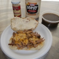 Oven Brisket with Au Jus