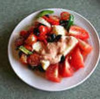 Southwestern Salad Dressing and Sandwich Spread