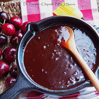 Dr. Pepper-Chipotle BBQ Sauce