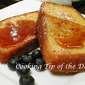 Recipe: Pound Cake French Toast