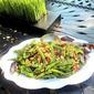 Green Bean Salad w/ Corn & Basil