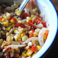 Grilled Corn and Sweet Onion Salad