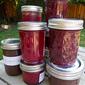 Vanilla Santa Rosa Plum Jam