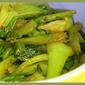 Stir-Fry Baby Bok Choy