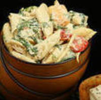Easy Leftover Chicken and Pasta Salad