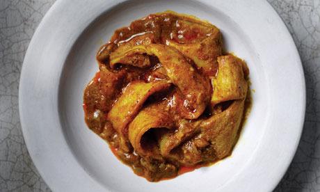 Malay Curried tripe recipe