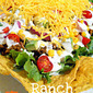 Ranch Taco Salad