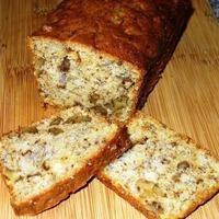 Solar-Baked Banana Bread