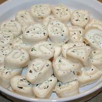 Pinwheel Tortilla Roll-ups