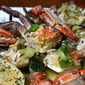 Finger Food Friday: Marinated Crabs