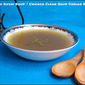 Chicken Clear Soup (Indian Style) / Naatu Kozhi Soup