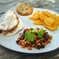 Taking #SundaySupper Outdoors With a Fun Picnic…Featuring Spicy Pinto and Black Bean Salad with Roasted Corn and Avocado