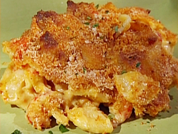 Emeril's Crawfish Macaroni and Cheese