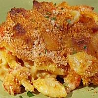 Emeril's Crawfish Macaroni and Cheese