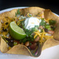 Crunchy Taco Bowls and the Aura of Summer 2012 Olympics