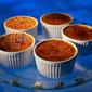 Pumpkin Cognac Cheesecake Brulee