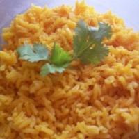 Arroz con Azafran (Saffron Rice)