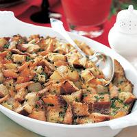 Potato and Smoked Salmon Breakfast Casserole