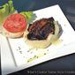 Grilled Marinated Whole Portobello Mushroom Sandwich Recipe