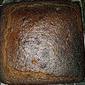 Sticky Ginger cake - freezes well - Christmas treat