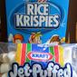 Marshmallow Treats with Non-Pareils