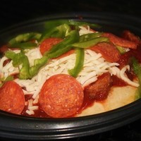 Curt's Italian Grilled Personal Pan Pizza Recipe