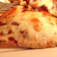 Curt's Delectable Chicken Parmesano