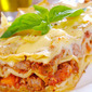 Lasagne with Bechamel Sauce