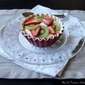 Mini Strawberry Kiwi Tarts