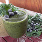Kale, Blueberry & Cantaloupe Smoothie