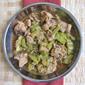 Braised Chicken with Bitter Gourd 苦瓜焖鸡肉