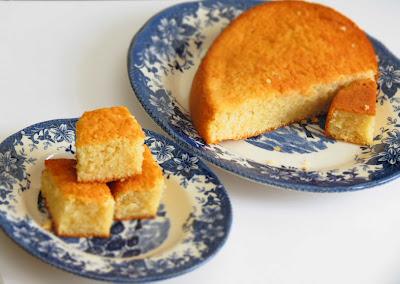 Never Fail Basic Sponge Cake (1 egg recipe)
