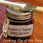 Recipe: Sweet and Tangy BBQ Sauce