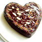 Reine de Saba Avec Glacage Au Chocolat/ Chocolate Almond Cake