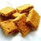 Sesame & Flax Seeds Brittle