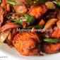 Fish Manchurian Dry Restaurant Style