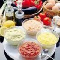 Four Mayonnaise Sauces for Grilled Cheeseburgers