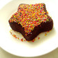 Microwave Eggless Chocolate Banana Brownies
