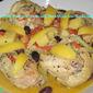 Chicken With Preserved Lemon, Soft Black Olives, And Nigella Seeds