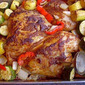 Chili Spiced Roasted Chicken or Chile Polo al Horno