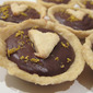 Friday Pie Day: Lemon-crusted Chocolate Tarts