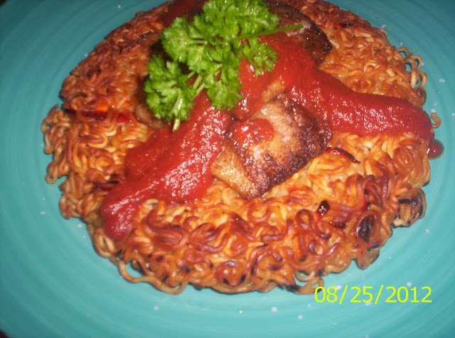 Let The Church Say Ramen Recipe By Denese Cookeatshare